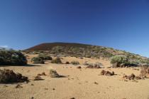 Teide montaña de los tomillos