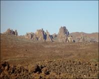 Teide, roques de García
