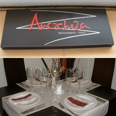 Restaurante - Tasca Anocheza