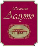 Restaurante Acaymo