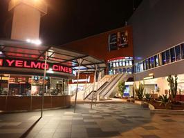 Yelmo cines Meridiano