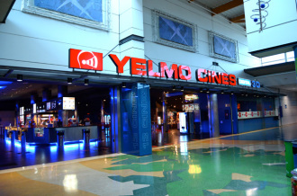 Yelmo cines La Villa
