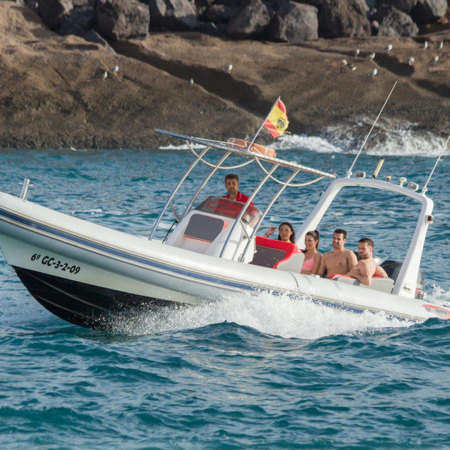 Excursiones en barco en Tenerife